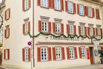 Wohlfühlen und genießen in der Tauberquelle Stuttgart