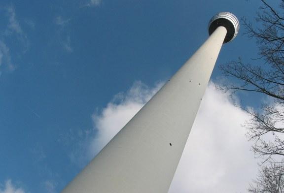 Stuttgarter Fernsehturm als Schaufenster der Region