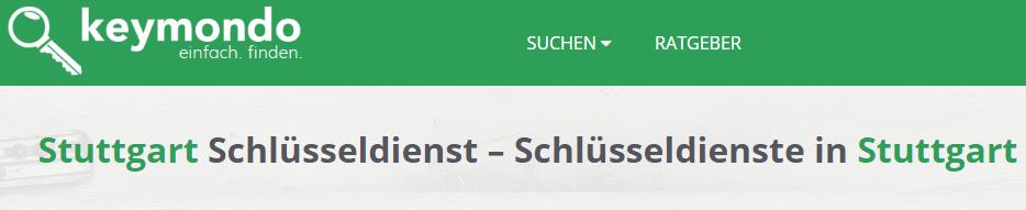 Schluesseldienst-Stuttgart-