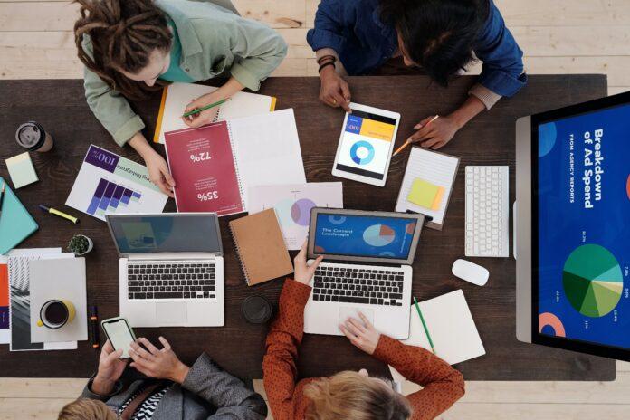 Entwicklung Marketing Strategie